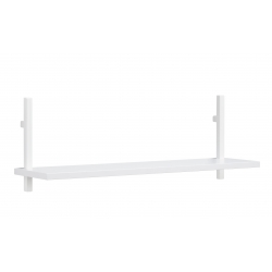 Sola Shelf, White