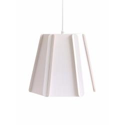 Pendant lamp, Verso, white,...