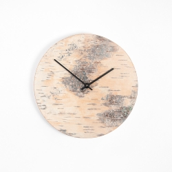 Tuohi Wall Clock