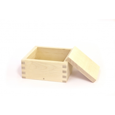 Wooden Cheese Mould Birch